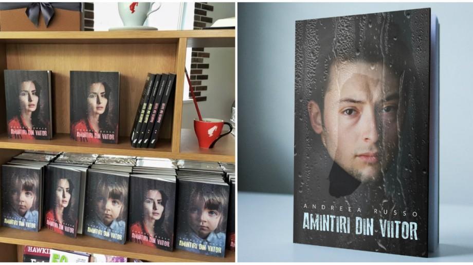 """Citește primul capitol din Volumul III al trilogiei """"Amintiri din viitor"""" de Andreea Russo"""
