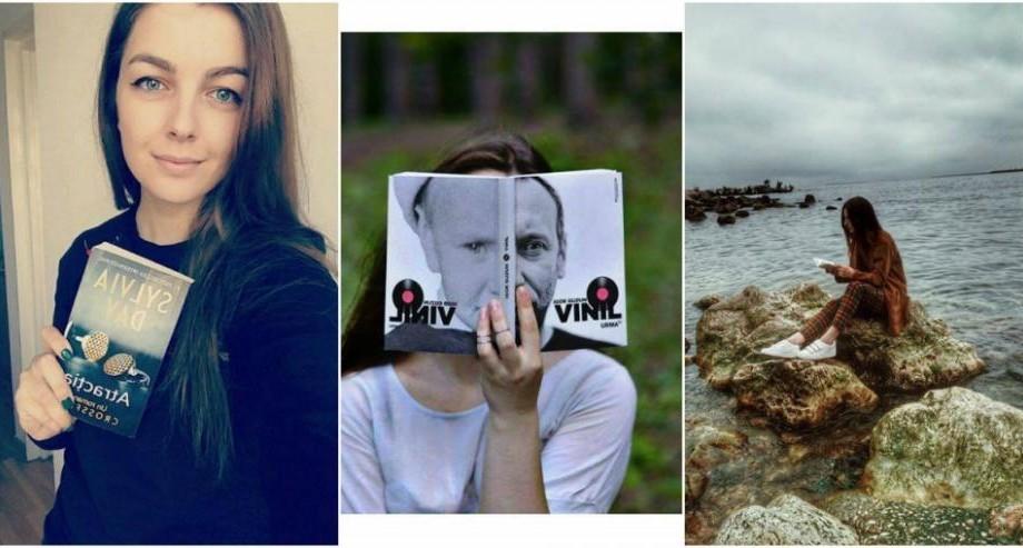 Fă-ți o fotografie citind cartea preferată, scrie o mini-recenzie și câștigă un set de cărți. Detalii