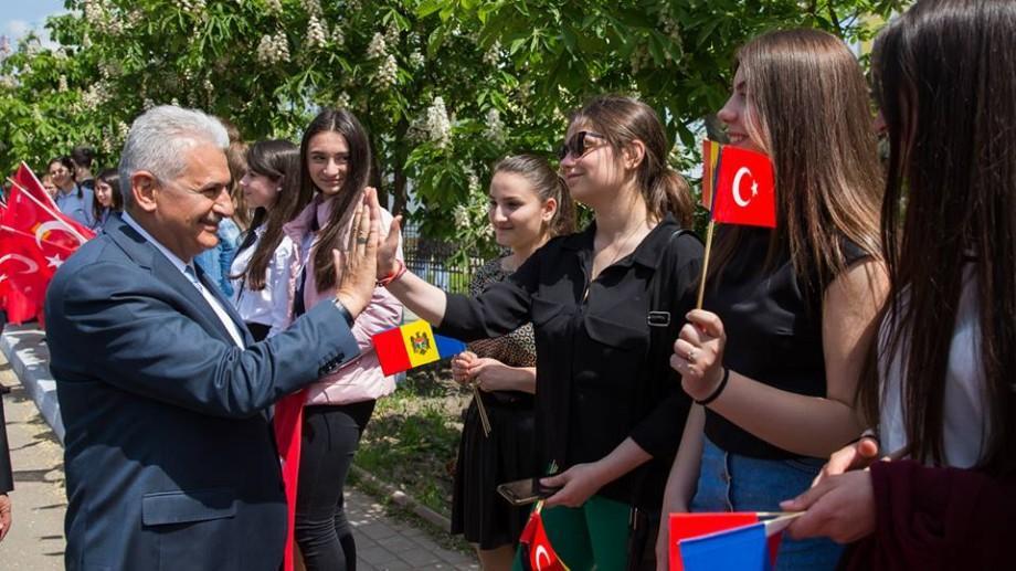 (foto) Cum a decurs vizita Prim-ministrului Turciei în Găgăuzia. Ce promisiuni s-au făcut
