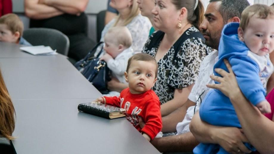 Ilan Șor a oferit alocații pentru nou-născuți de la 7 la 10 mii lei pentru peste 500 de mame din Orhei