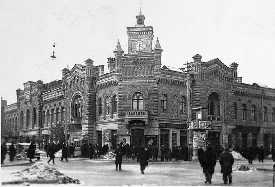 Photo Credit: Old Chisinau