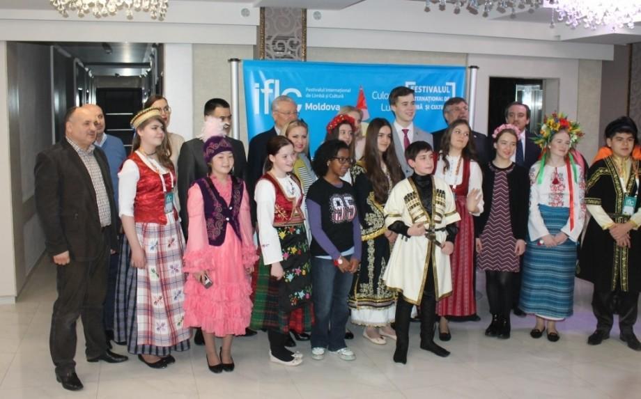 A XV-a ediție a Festivalului Internațional de Limbă și Cultură aduce în Moldova tradiții din 12 țări ale lumii