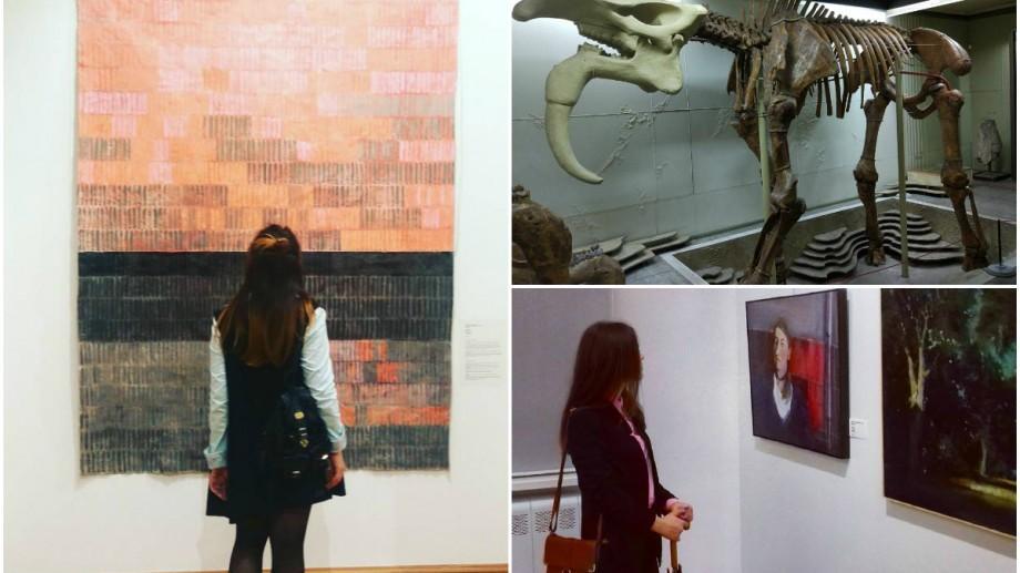 (foto) Noaptea muzeelor 2017: Ce au văzut și simțit internauții cutreierând coridoarele artei și istoriei din Chișinău