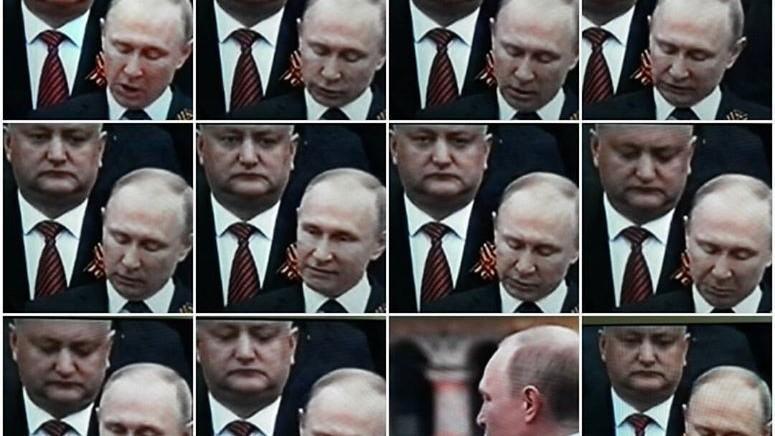(foto, video) Cele 9 mai lângă Putin meme-uri de ziua comasării sărbătorilor