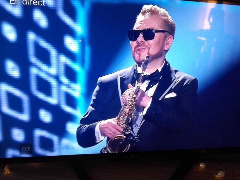 (video) Legenda s-a întors! Cum l-au întâmpinat pe Epic Sax Guy fanii Eurovision de pe Twitter
