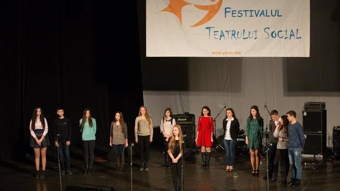 Festivalul Național de Teatru Social. Subiectele din acest an: educație sexuală, discriminare pe bază de sex și abuz de droguri