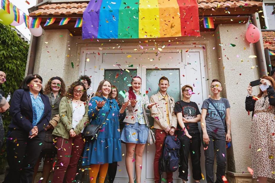 (foto) Festivalul Moldova Pride 2017 a fost deschis