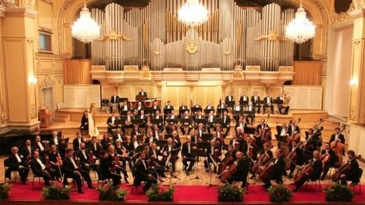 De Ziua Europei, vino la un concert de muzică clasică la Filarmonica Națională