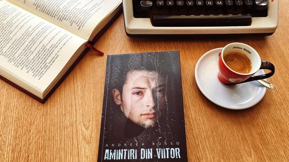 """Cititorii sunt invitați la lansarea volumului III al trilogiei """"Amintiri din viitor"""" de Andreea Russo"""