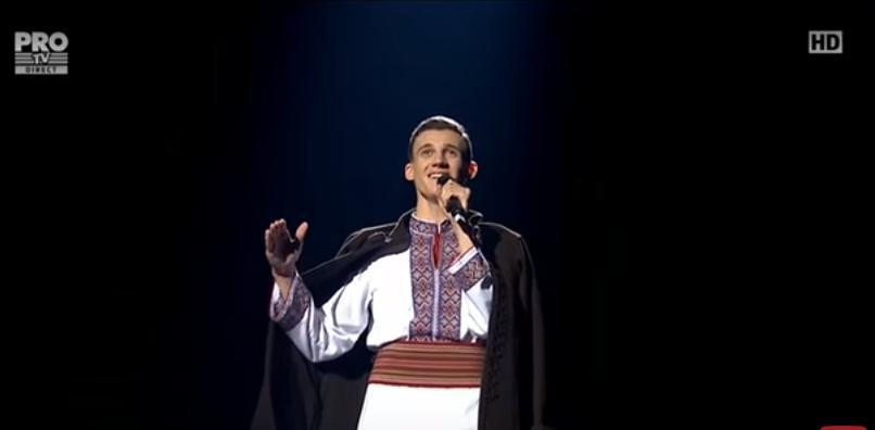"""(video) De la doină la un adevărat spectacol! O nouă prestație marca Gabriel Nebunu la """"Românii au Talent"""""""