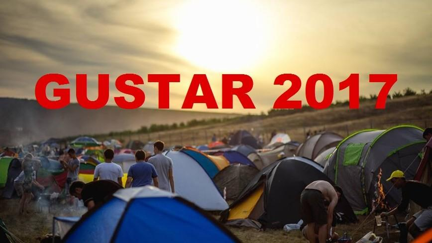 Pregătiți-vă cortul pentru august. A fost stabilită data la care va avea loc GUSTAR 2017