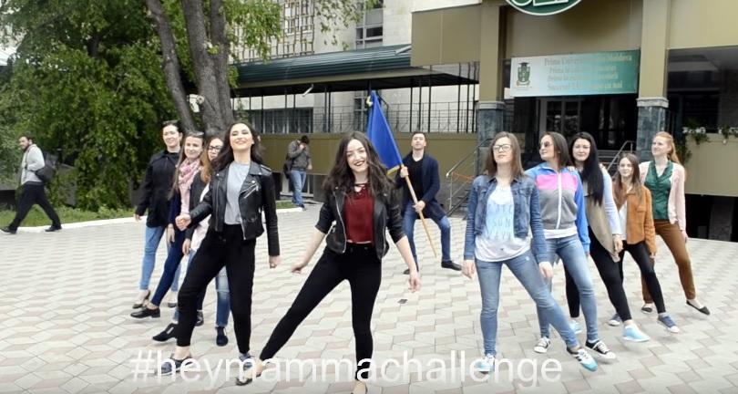 (video) Cine sunt curajoșii și curajoasele care au acceptat #HeyMammaChallenge și susțin Moldova la Eurovision