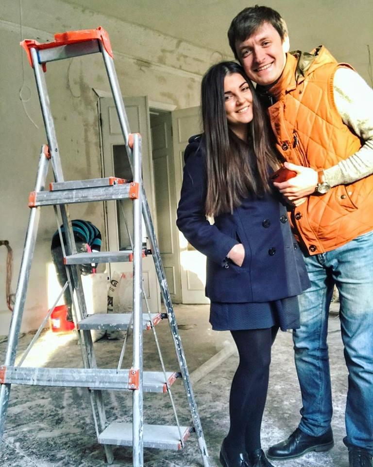 Ana-Maria Cojocaru și Iulian Costișanu