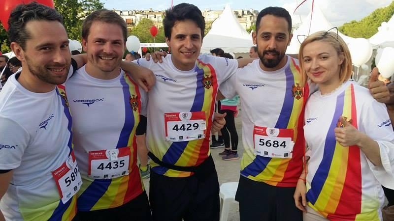 (foto) Cum e să alergi 152,57 km pentru o cauză nobilă. Experiența unui francez care iubește Moldova