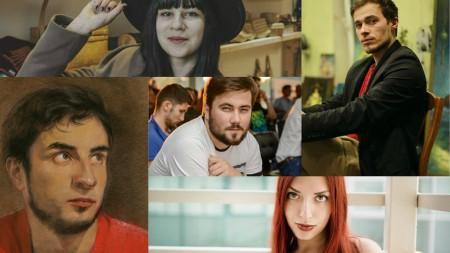 (foto) Facultatea de Jurnalism și Științe ale Comunicării USM și-a ales Bobocelul și Bobocica