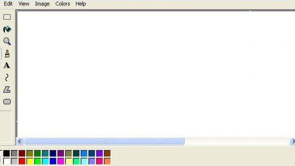 (foto) A creat imagini surprinzătoare în MS Paint fiindcă nu știe să lucreze în PhotoShop