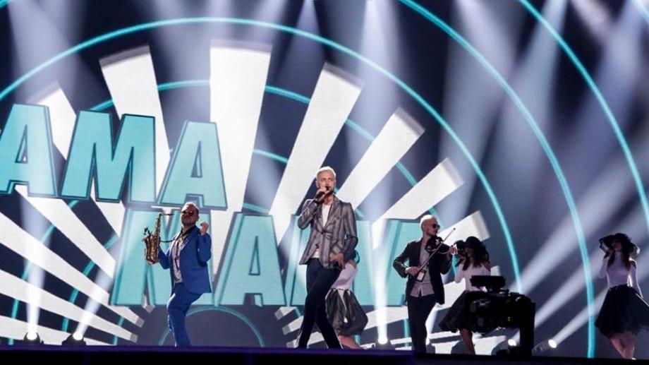 (video) Eurovision 2017. SunStroke Project, în topul preferinţelor jurnaliştilor prezenţi la Kiev