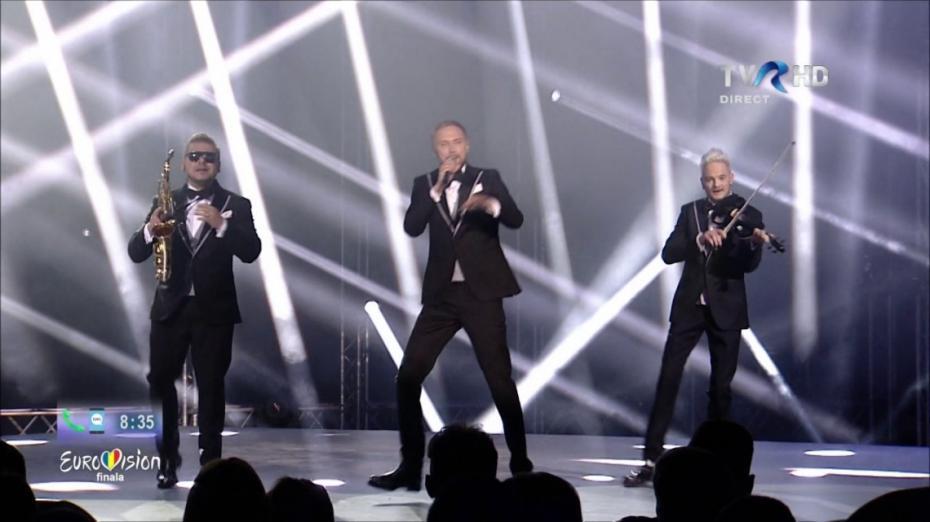 (video) Moldova s-a clasat pe locul 3 și a reușit să obțină un număr record de puncte într-o finală Eurovision