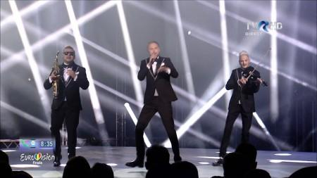"(video) Sunstroke Project – după Eurovision direct la ""Pust' Govoryat"""
