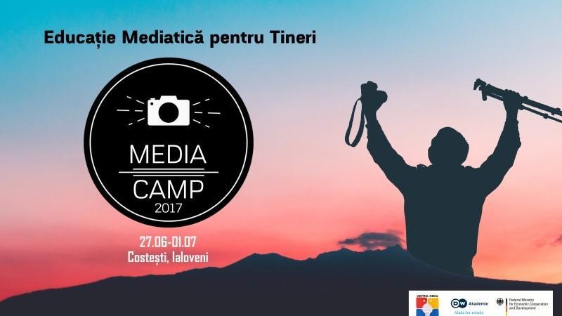 Tinerii interesați de educație media, fotografie, video și social media sunt așteptați la #MediaCamp2017