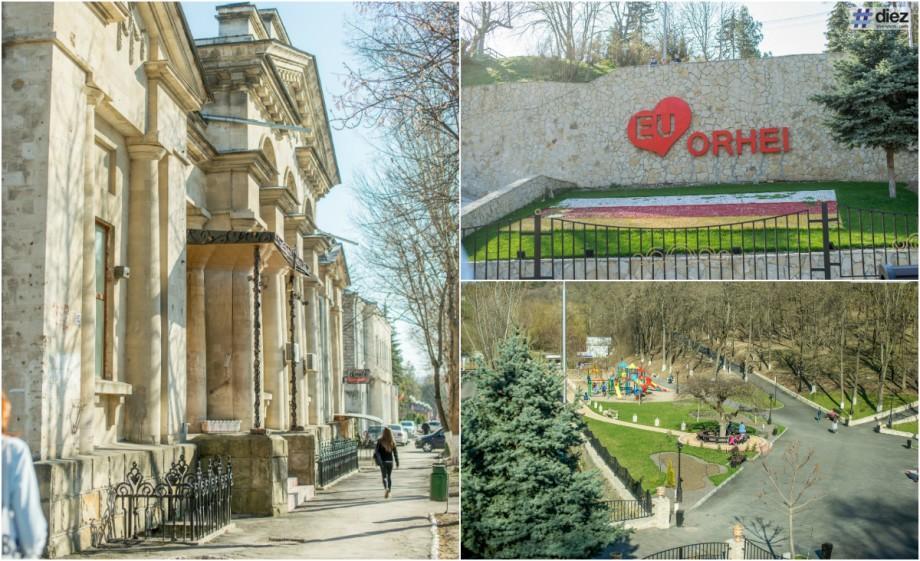 (foto) Istorie, cultură și culoare pe străzile din Orhei sau cum orașul poate deveni un centru al creativității în Moldova
