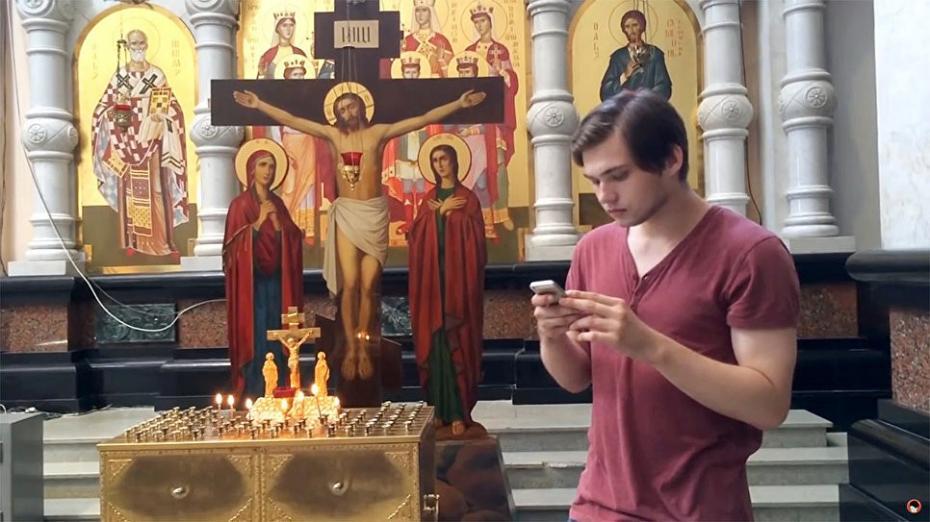 Un blogger rus a fost condamnat de instanță după ce a vânat Pokémoni în biserică