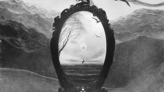 """(foto) Pictorul polonez care a învățat să """"fotografieze"""" visele. Lucrările sale pot stârni coșmaruri"""
