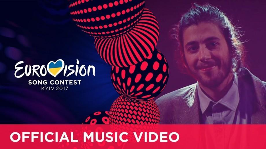 (video) Trofeul Eurovision 2017 merge în Portugalia. Iată cum a impresionat Salvador Sobral