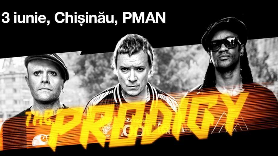 10 curiozități despre The Prodigy la Chișinău