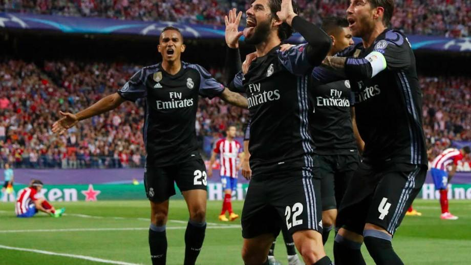 (foto, video) Real Madrid este la cea de a 15-a calificare în finala UEFA Champions League