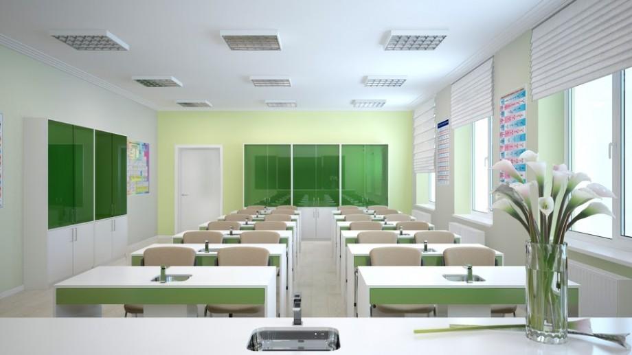 (foto) Săli de clasă și laboratoare renovate în șase școli din țară. Iată cum ar putea arăta acestea