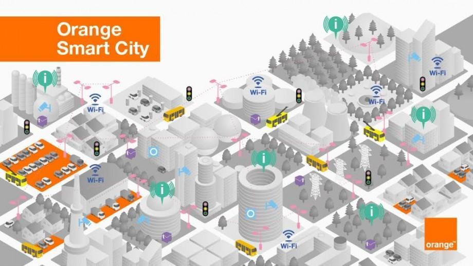 (foto, video) Cum soluţiile digitale pot ajuta dezvoltarea urbană: Conectăm oraşele la viitor cu Orange Smart City