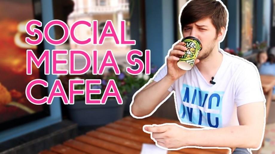 (video) Academia Rockit: Diferențele dintre rețelele de socializare explicate prin exemplul unei cești de cafea
