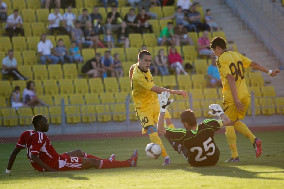 FC Sheriff și FC Zaria sunt finalistele Cupei Moldovei