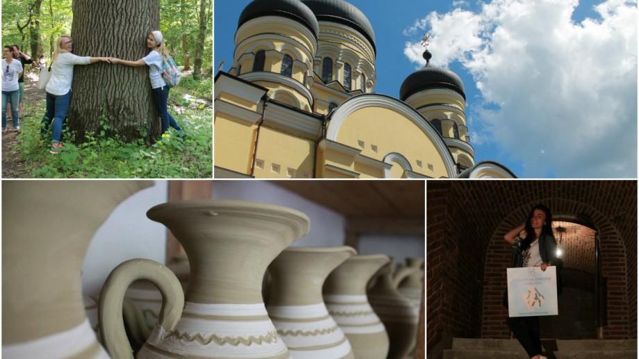 (foto) Un weekend la Hâncești: Ce poți vizita timp de două zile în ținutul verde din inima țării