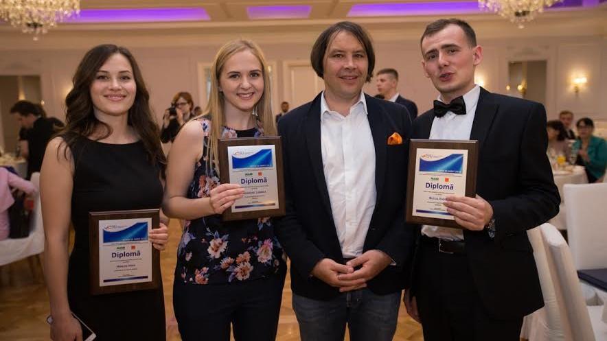 (foto, video) Cei mai talentați 50 studenți ai țării au fost premiați în cadrul celui mai longeviv program de burse din Moldova
