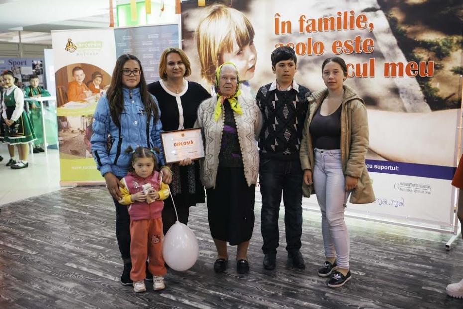 PC:Ministerul Muncii, Protecției Sociale și Familiei