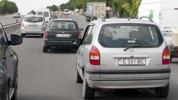 Circulația autoturismelor din regiunea transnistreană va fi interzisă! Legea va intra în vigoare pe 1 iulie