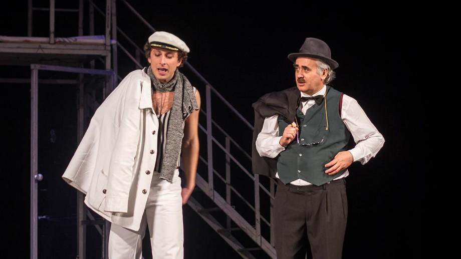 """Teatrul Naţional Mihai Eminescu te invită la serata omagială """"Luigi Pirandello – 150 de ani de la naştere"""""""
