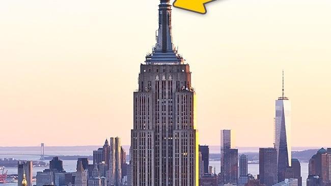 """(foto) Crezi că știi totul despre Tour Eiffel, Times Square sau Empire State Building? Iată câteva locuri ascunse """"la vedere"""" de ochii lumii"""