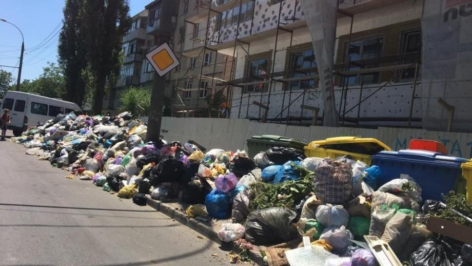 Gunoiul din Chișinău se stochează în continuare la Bubuieci. Primăria are 30 de zile pentru a găsi o nouă locație