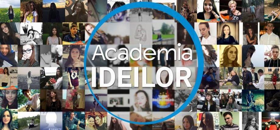 Academia Ideilor invită elevii să participe la cursuri de economie, psihologie, politică, filozofie și altele