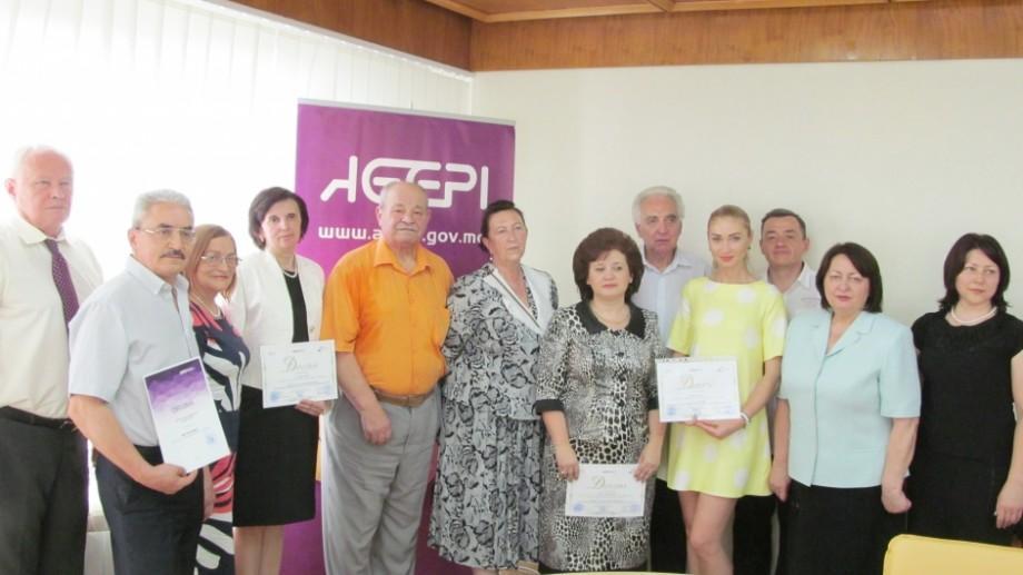 Cei mai activi inventatori și raționalizatori din Moldova au fost premiați de ziua lor profesională