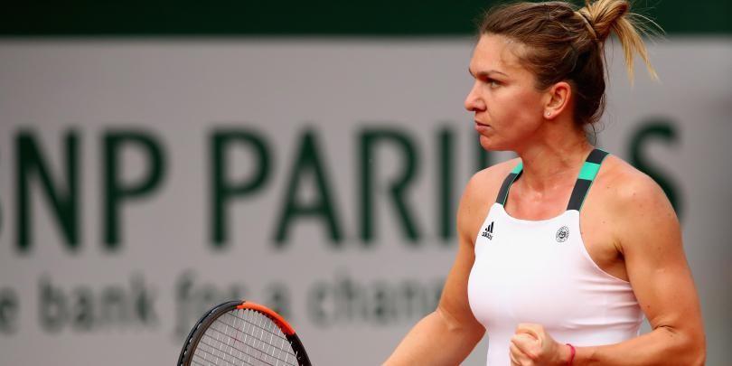 Simona Halep e în finala de la Roland Garros! Performanță uriașă pentru tenisul românesc