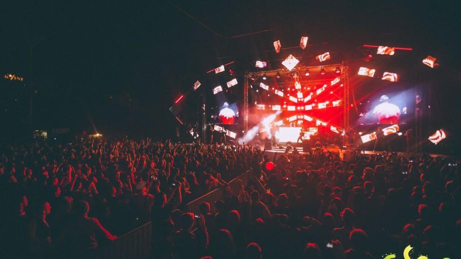 FOSFOR Electro Music Festival 2017 revine. Iată ce DJ vor urca pe scenă