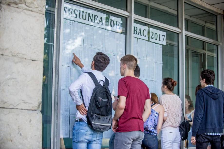 BAC 2018: Când vor fi afișate rezultatele examenelor în centrele de bacalaureat