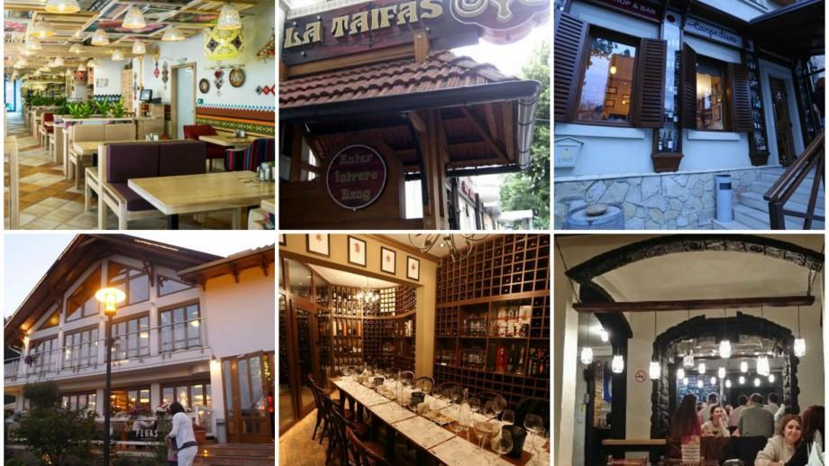 (foto) Top 10 restaurante și baruri din Chișinău potrivit TripAdvisor