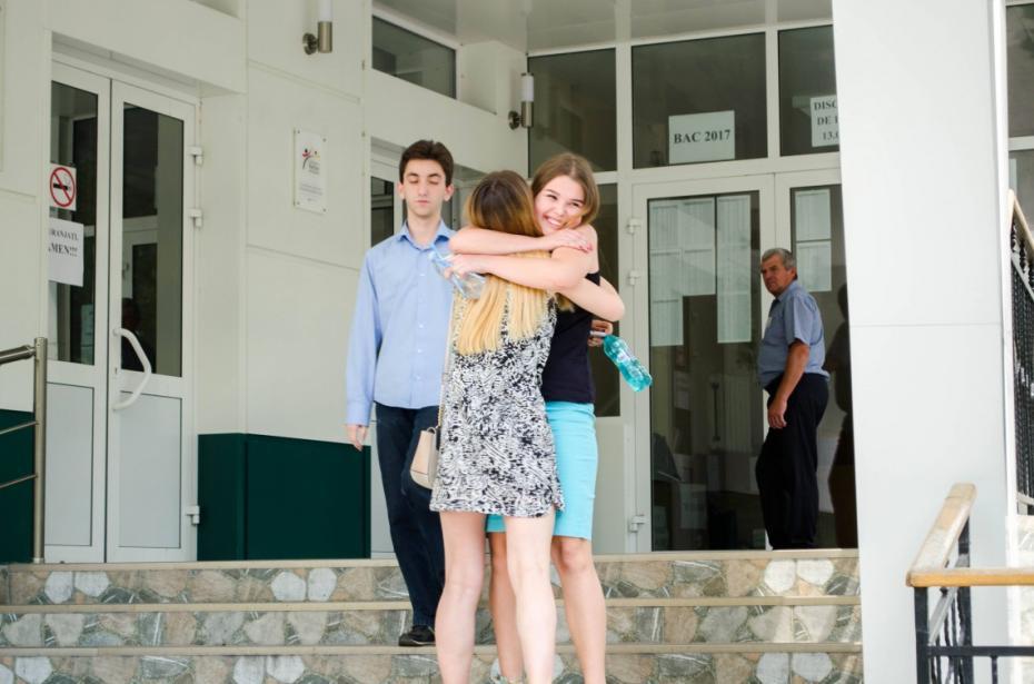 (galerie foto) Elevii au susținut BACul la disciplina de profil. Cum au ieșit de la examen