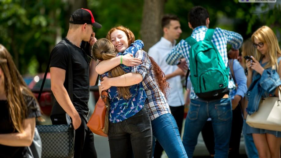 BAC 2017: Circa 270 de elevi ucraineni, găgăuzi și bulgari susțin astăzi examenul la limba maternă