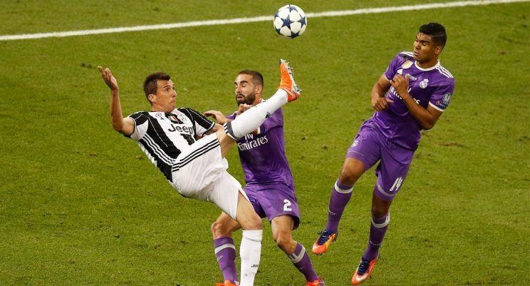 (video) TOP 10 cele mai frumoase goluri ale UEFA Champions League 2016-2017